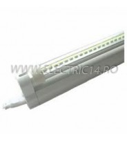 Tub Led T5+Suport 120cm 12w Clar Lumina Rece