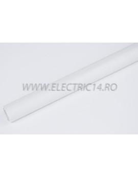 Teava  PVC 13 mm (set 150-ml) TEAVA - ACCESORII PVC