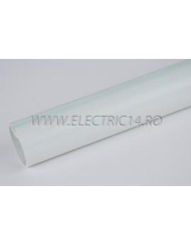 Teava  PVC 25 mm (set 75-ml) TEAVA - ACCESORII PVC