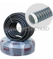 Copex metalic cu izolatie de pvc 14 mm, rola-50 ml