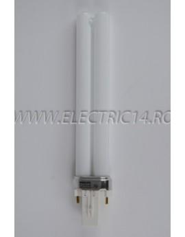 Tub Neon PLS 2 Pini 9w UV Philips