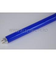 Tub Neon T8 18w Albastru Lohuis