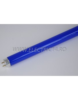Tub Neon T8 36w Albastru Lohuis