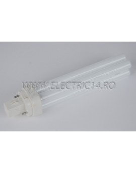 Tub Neon PLC G24 13w/840-2 pini Philips