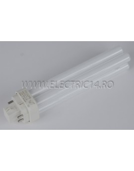 Tub Neon PLC G24 18w/840-4 pini Philips