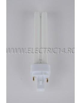 Tub Neon PLC G24 18w/6400-2pini Moon