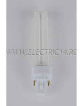 Tub Neon PLC G24 18w/6400-4 pini Moon