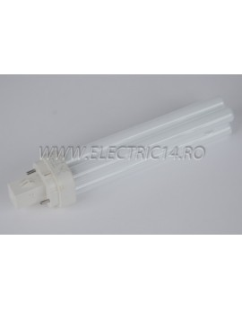 Tub Neon PLC G24 26w/830-2 pini Philips