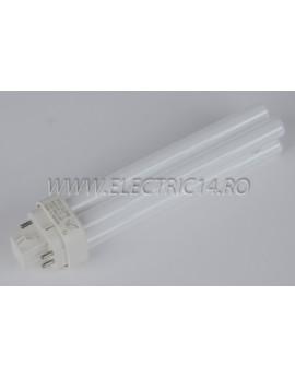 Tub Neon PLC G24 26w/830-4 pini Philips TUBURI NEON T5 - T8