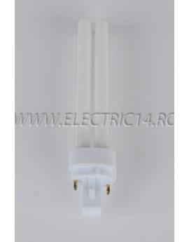 Tub Neon PLC G24 26w/2700-2 pini Moon