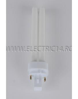 Tub Neon PLC G24 26w/6400-2 pini Moon