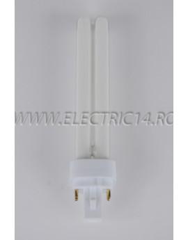Tub Neon PLC G24 26w/2700-4 pini Moon