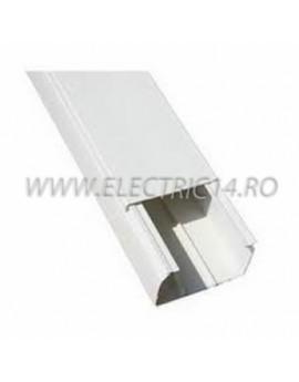 Canal cablu PVC 80x60 mm